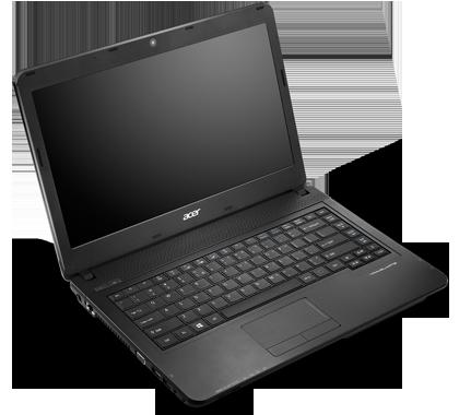 TravelMate P2 - Efektivní, spolehlivé a ekologické notebooky