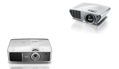benq - Nové modely domácích projektorů